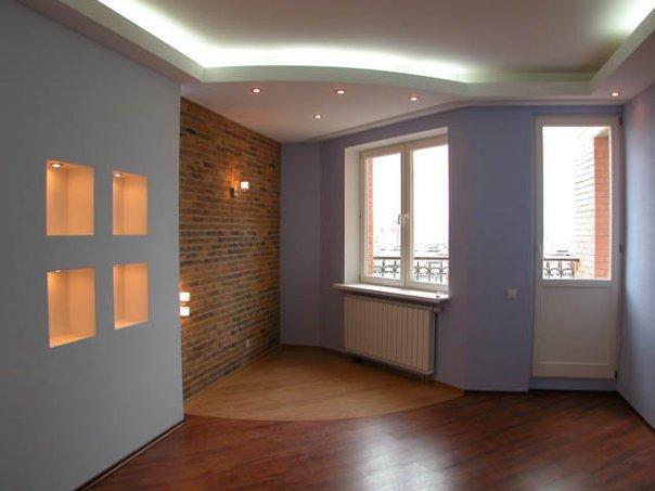 Выбор покрытия для поля при ремонте квартиры