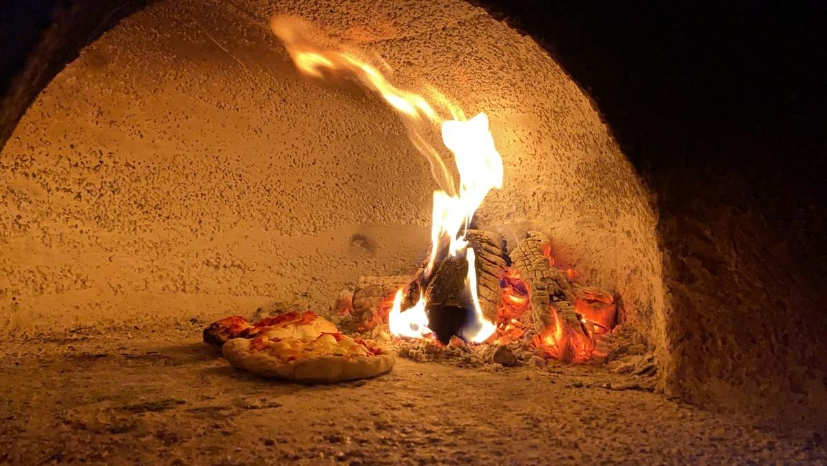Печь для пиццы на даче