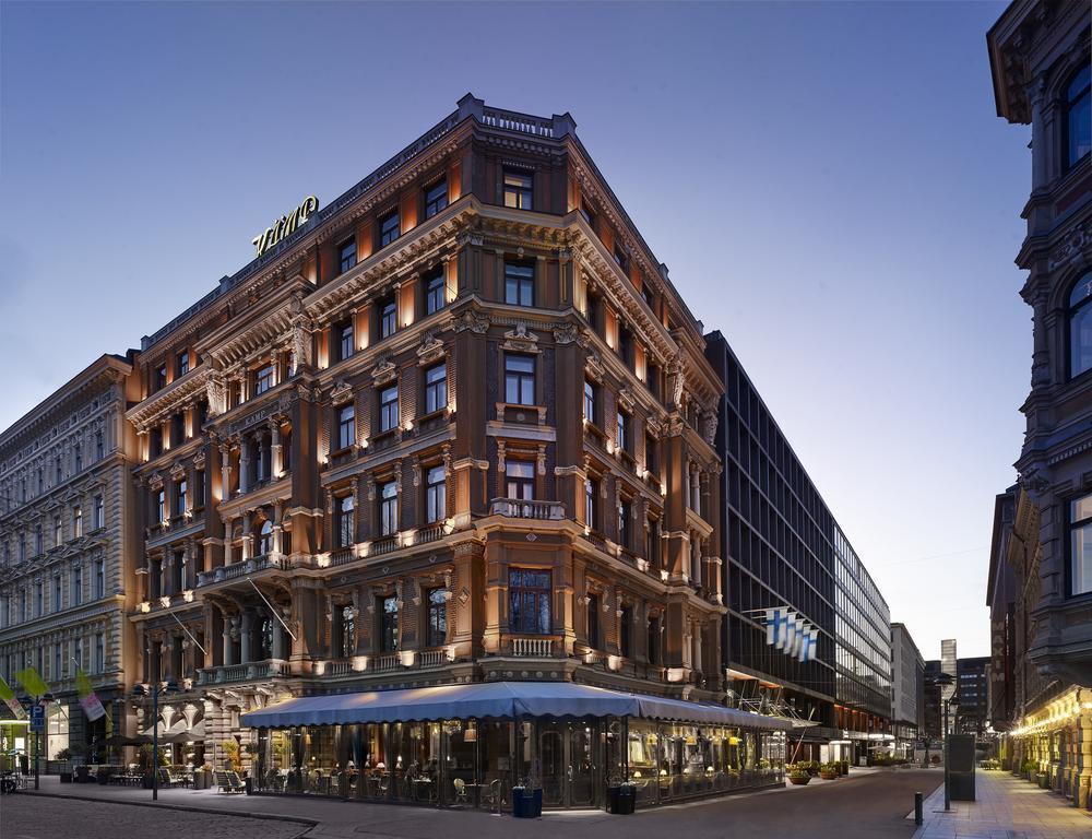 4-ех звёздочный отель в Хельсинки Fabian