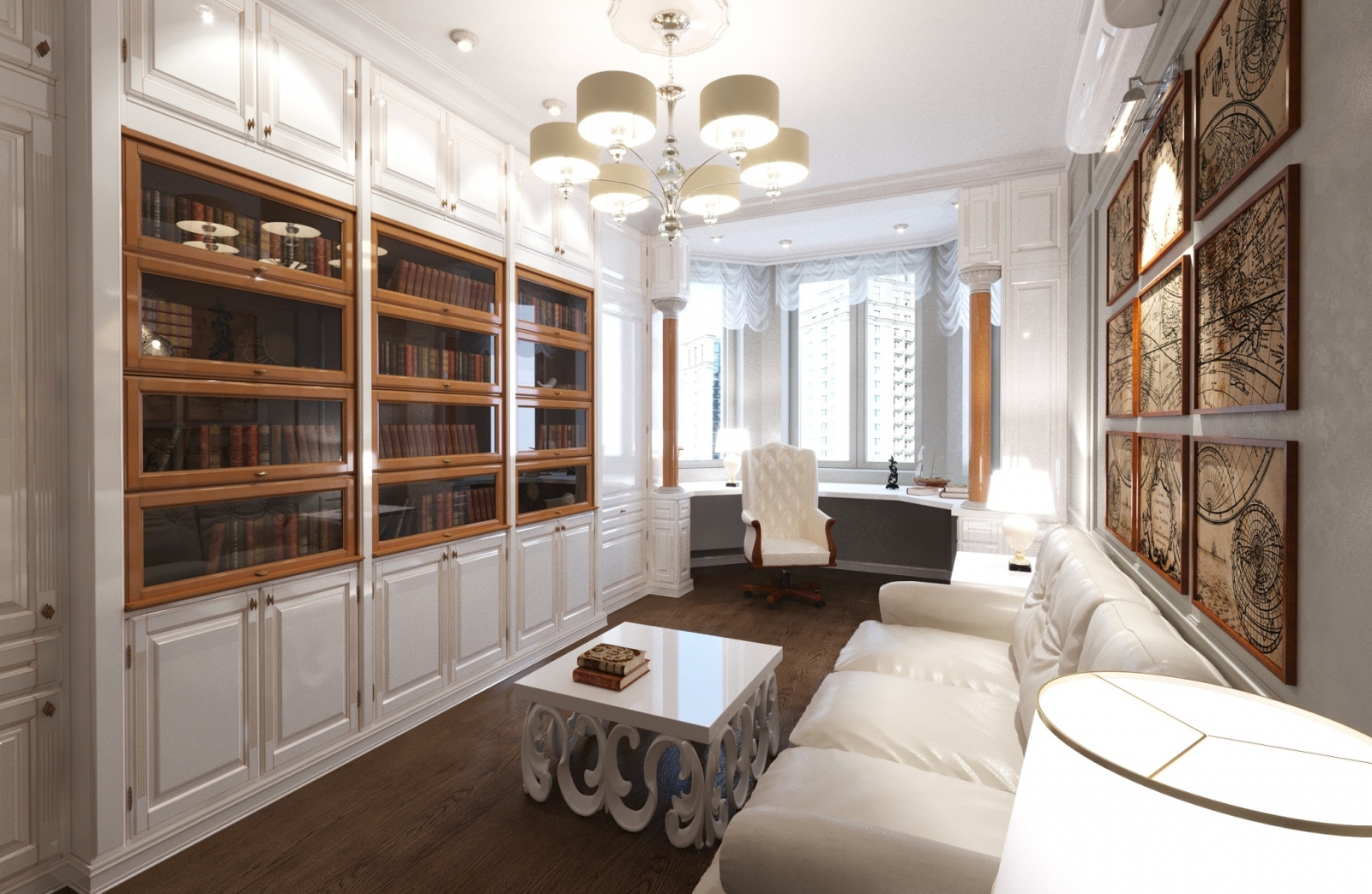 интерьер квартиры в жк «шуваловский»