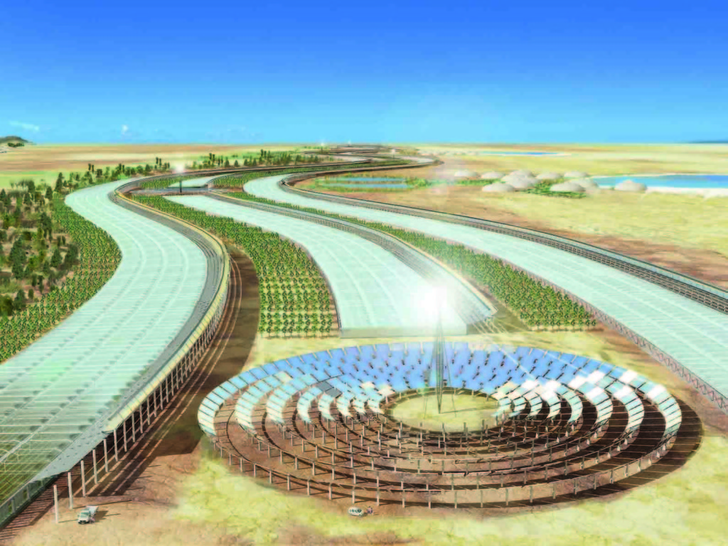 Испания доказала рентабельность термосолярных электростанций