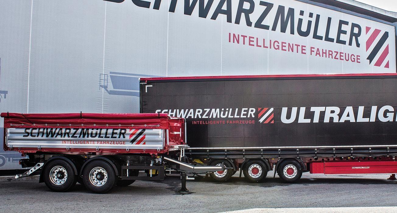 Перевозить грузы на прицепах Schwarzmüller – это еще и кроме всего прочего престижно (фото: Schwarzmüller Group)