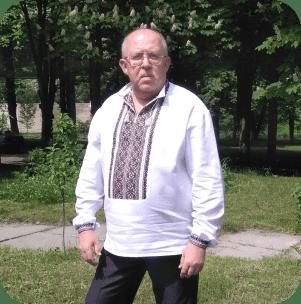 Дмитрий Боровик, батько