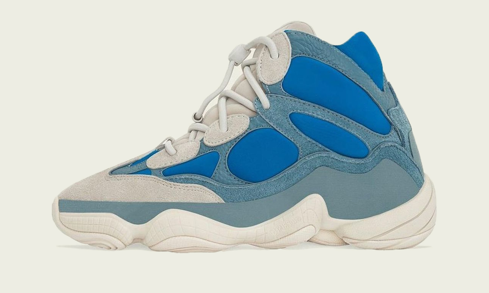 ADIDAS YEEZY 500 HIGH FROSTED BLUE купить