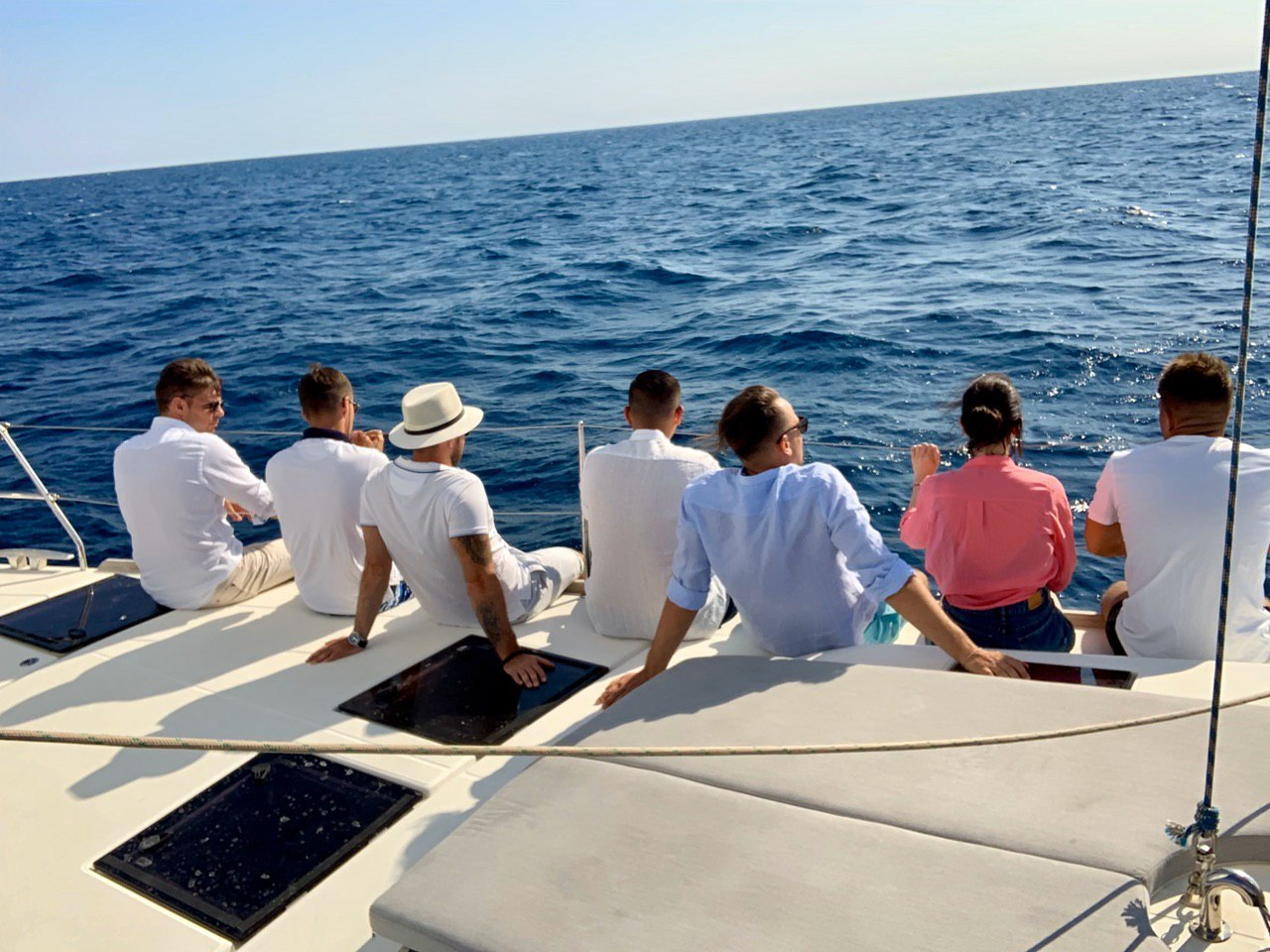 Увидеть закаты в Турции на яхте