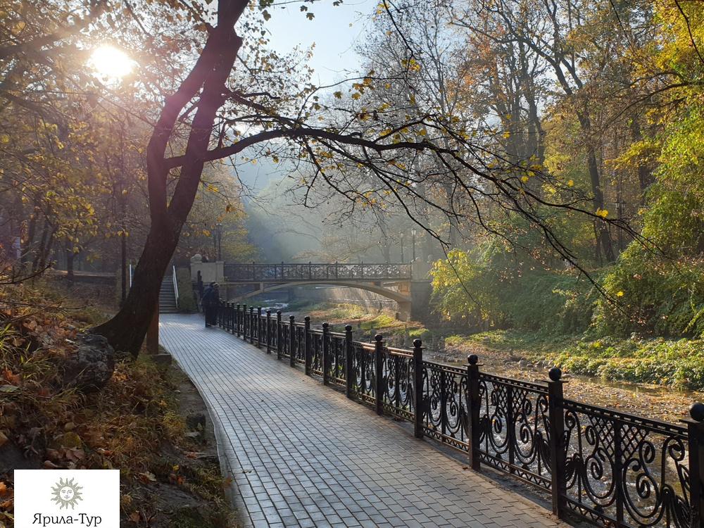 Кисловодский парк - 2