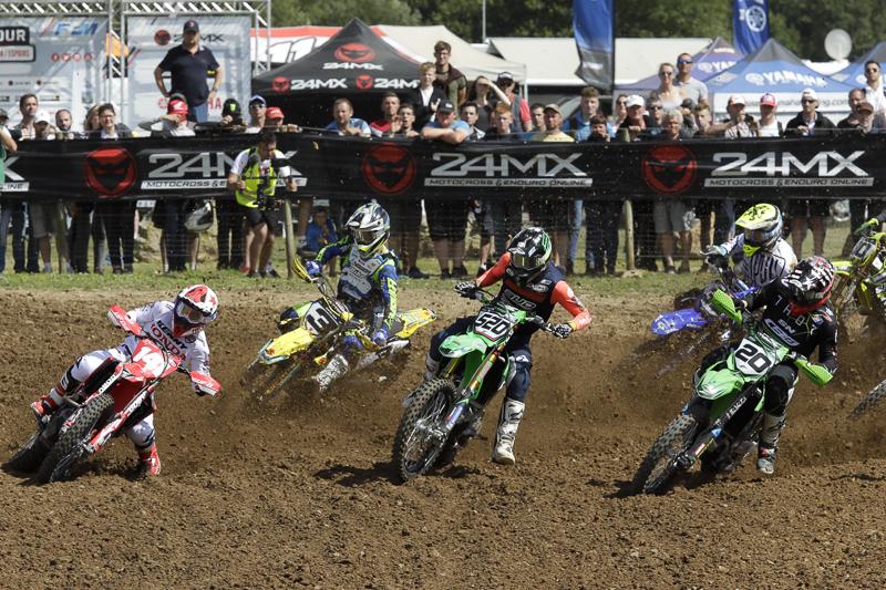 Чемпионат Франции по мотокроссу 2021: Календарь
