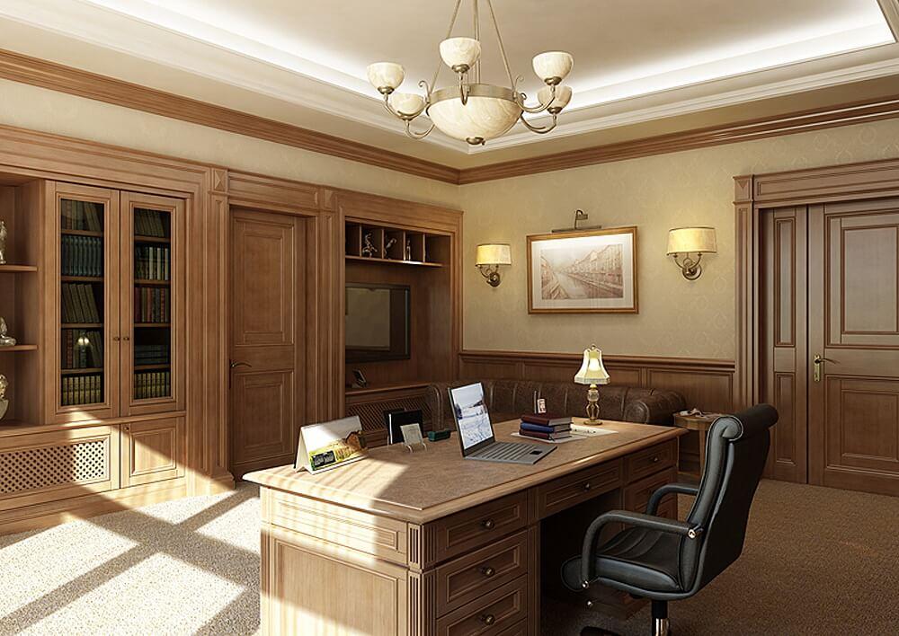 картинки с дизайном рабочих кабинетов