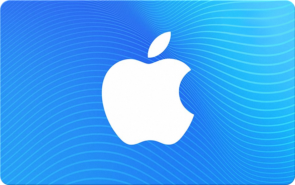 Подарочный код для App Store & iTunes