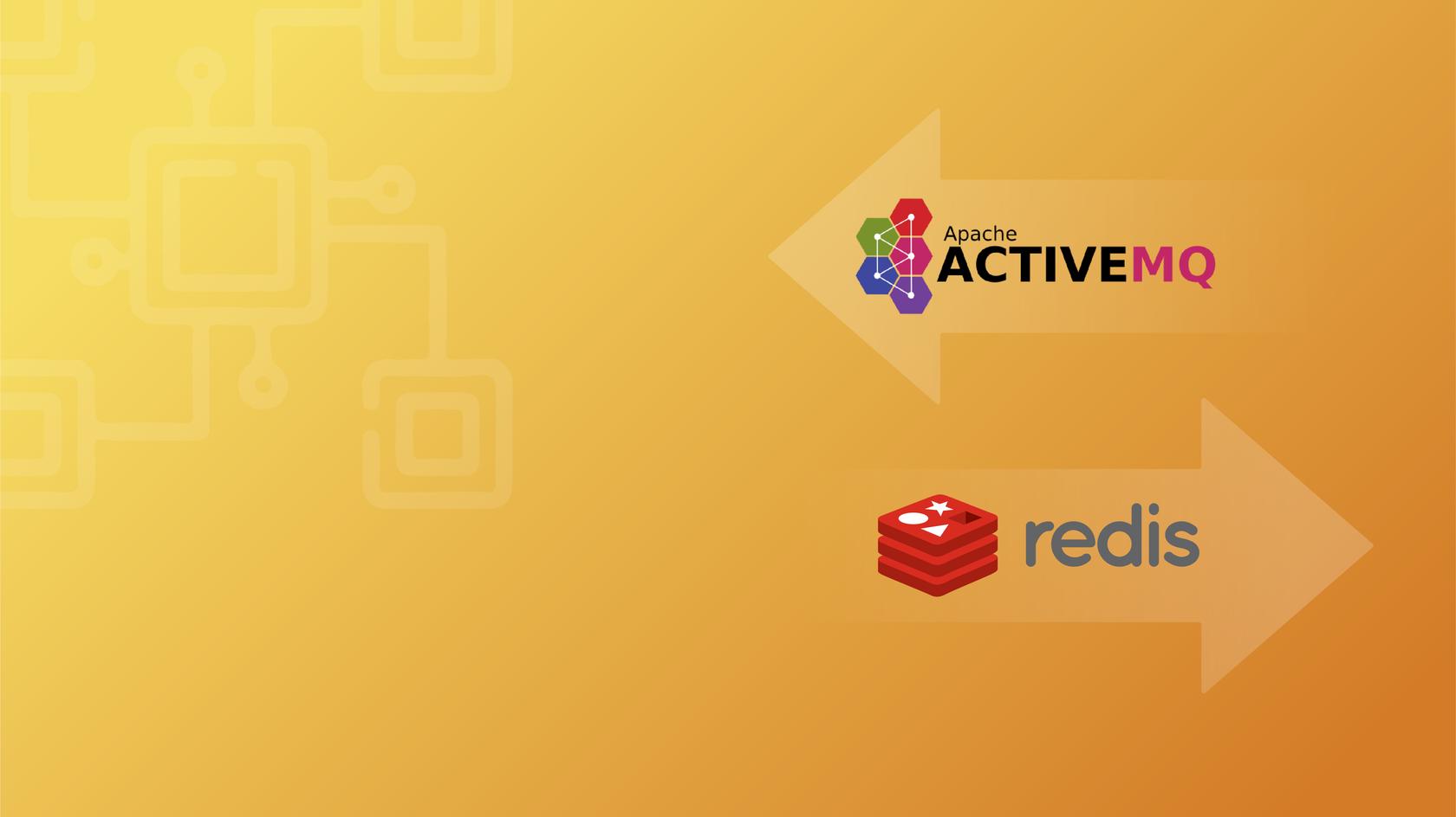ActiveMQ vs Redis Pub/Sub  Introduction to message brokers  Part 2
