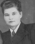 Нина Сазанская (Колесникова) (1927 г.р)
