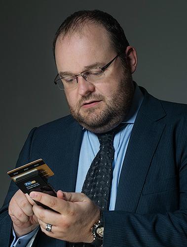 Владимир Канин, директор направления инновационных сервисов и POS-решений Альфа-Банка
