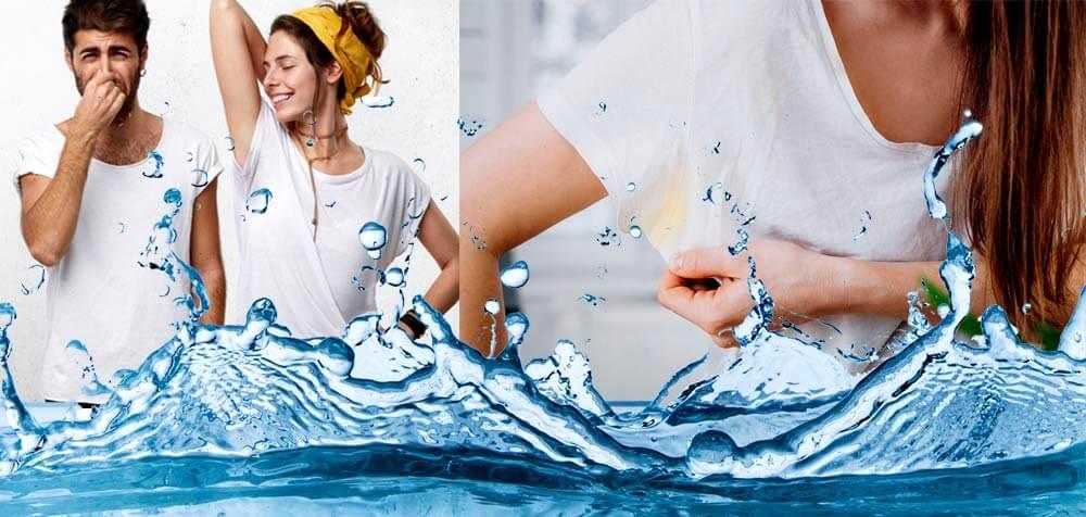 Efrea e български производител на дрехи в 16 размера EU и онлайн магазин. В тази публикация ще научите защо се появяват петната от пот по дрехите и как да ги предотвратим или да ги премахнем.