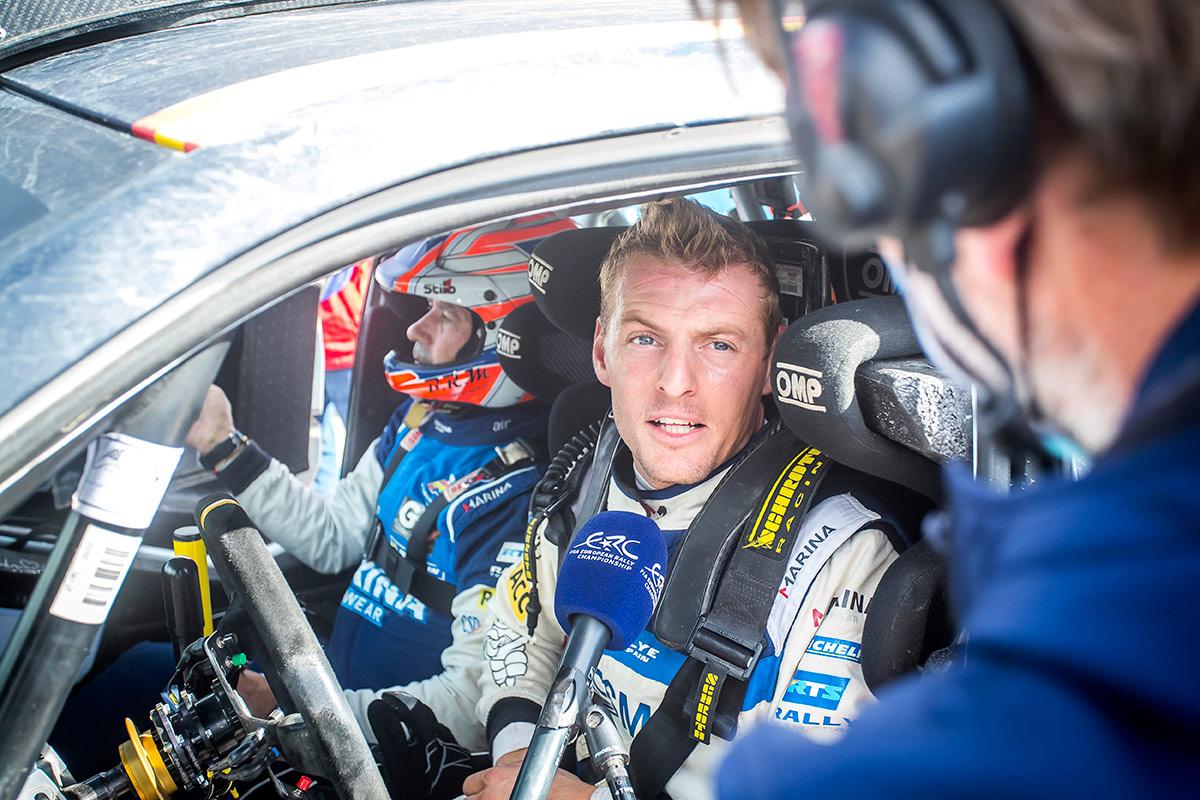 Ниль Соланс и Марк Марти, Skoda Fabia Rally2 evo, Rally Serras de Fafe e Felgueiras 2021
