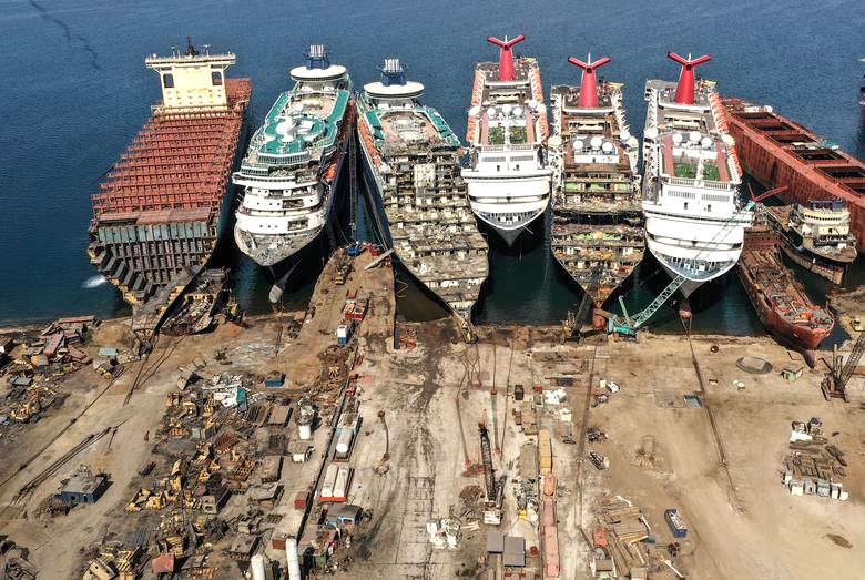 Cruise Shipping in Crisis