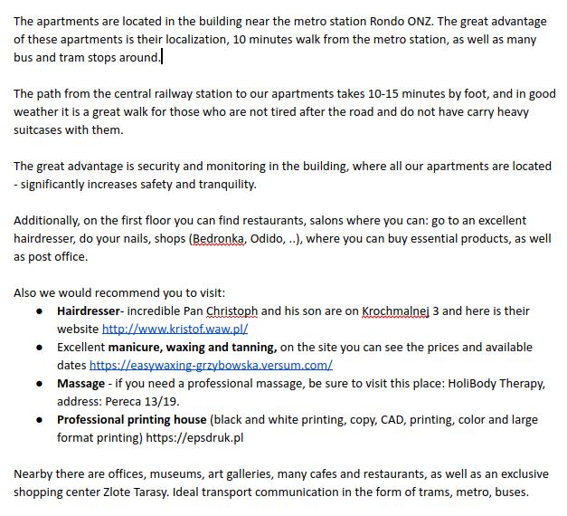 Копірайтинг, текст, просування, бізнес, рерайт, переклад, опис апартаментів, нерухомість