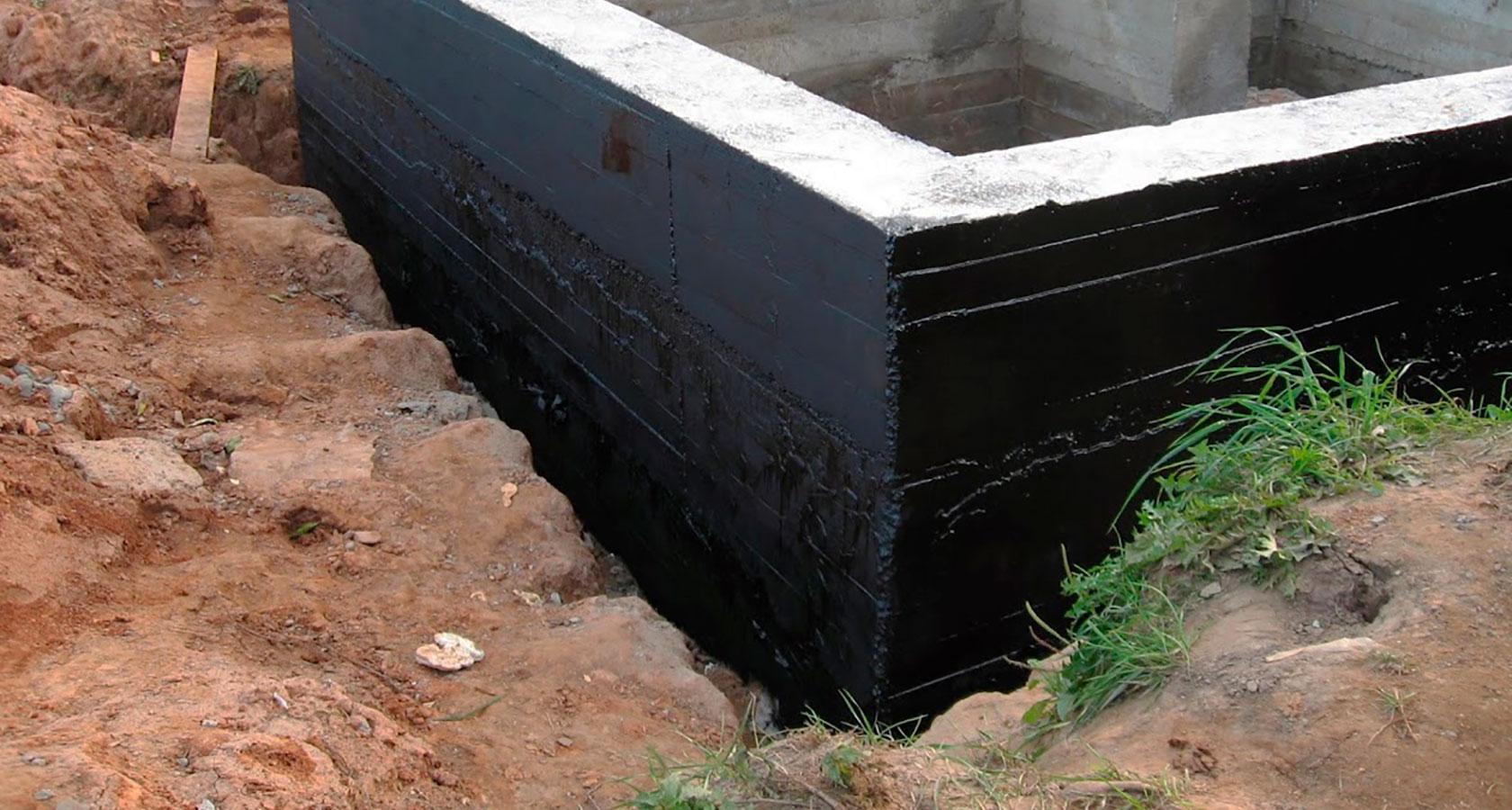 Гидроизоляция на керамзитобетон цементный раствор для кладки стены