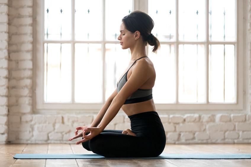 Сайт йога центра