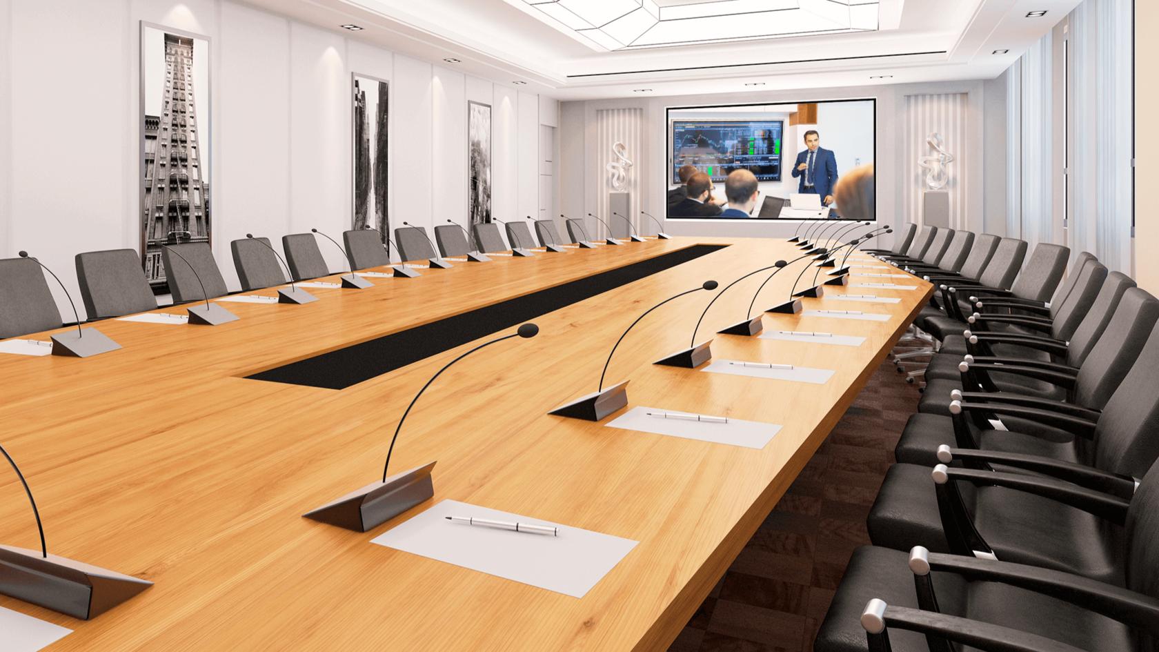 Решения для конференц-залов