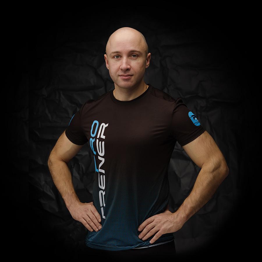 Быков Евгений - тренер в компании PRO TRENER