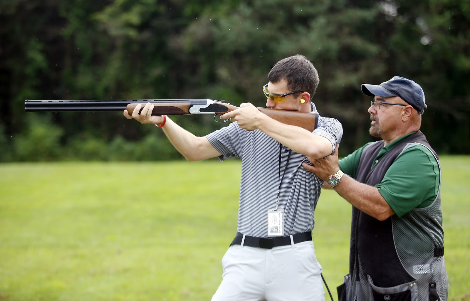 Clays against cancer gives skeet and trap shooters chance to help