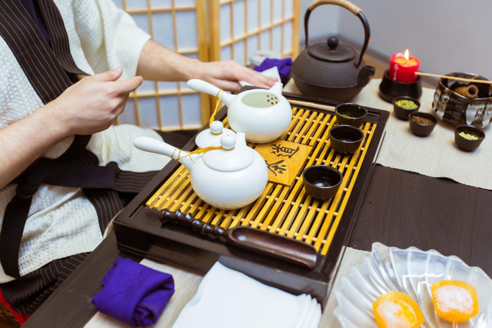 Чайная церемония картинки в японии