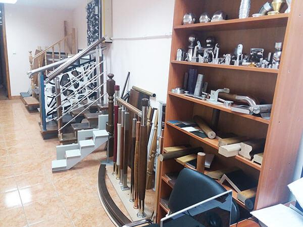 лестница изготовление