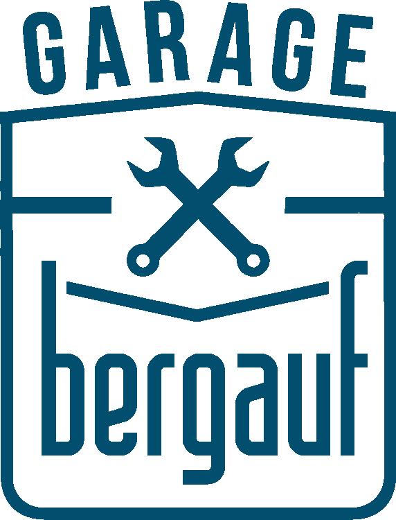 Логотип BERGAUF GARAGE