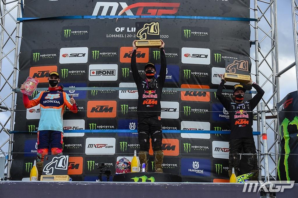 Комментарий победителей и призеров Гран-при Лимбурга