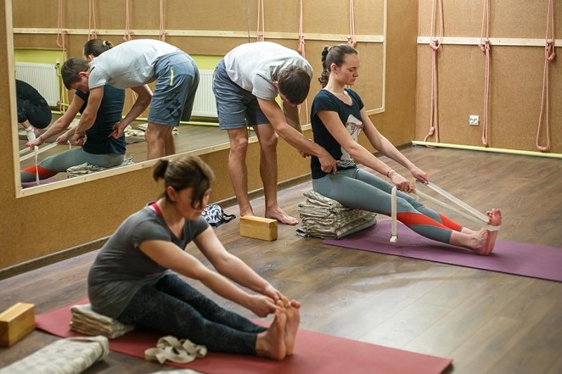 Лучшее место для йоги Киев
