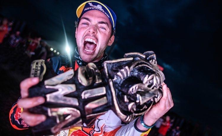 Маттиас Уокнер выиграл ралли «Шелковый путь 2021»