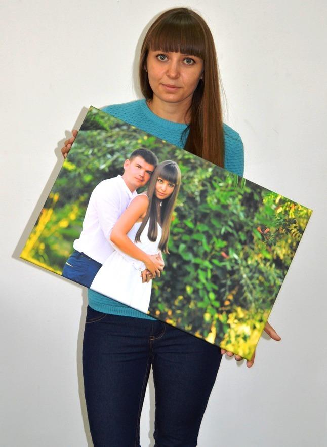 печать фотографий на холсте что необходимо работы нашем сайте