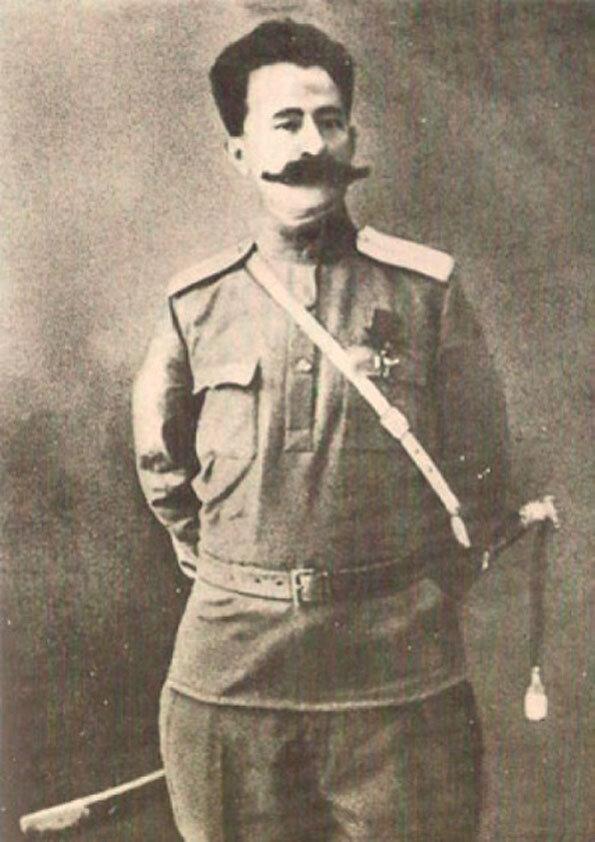 Филипп Миронов