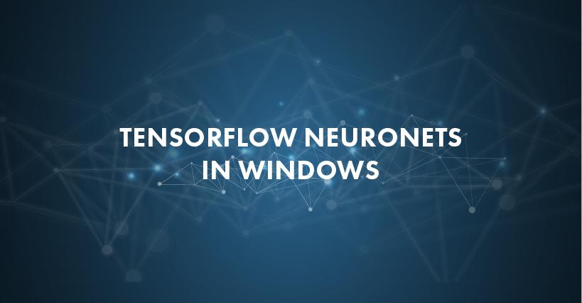 Tensorflow Libraries in Windows| Fayrix
