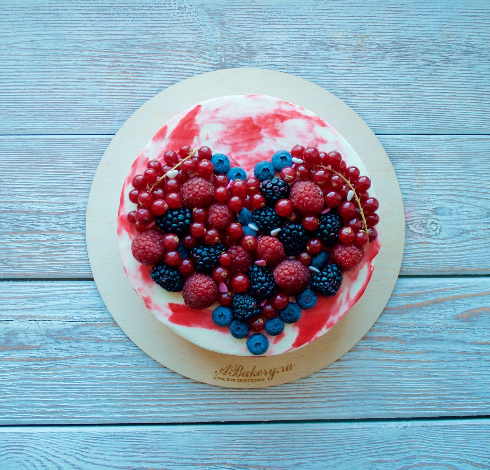 торт любимому мужу