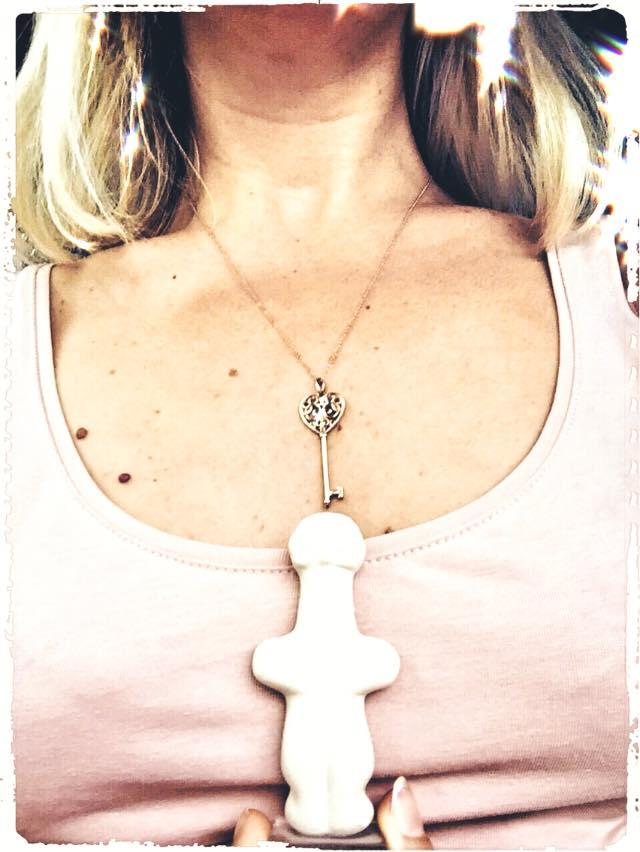 Afrodite Dea cruciforme e Signora di Lemba