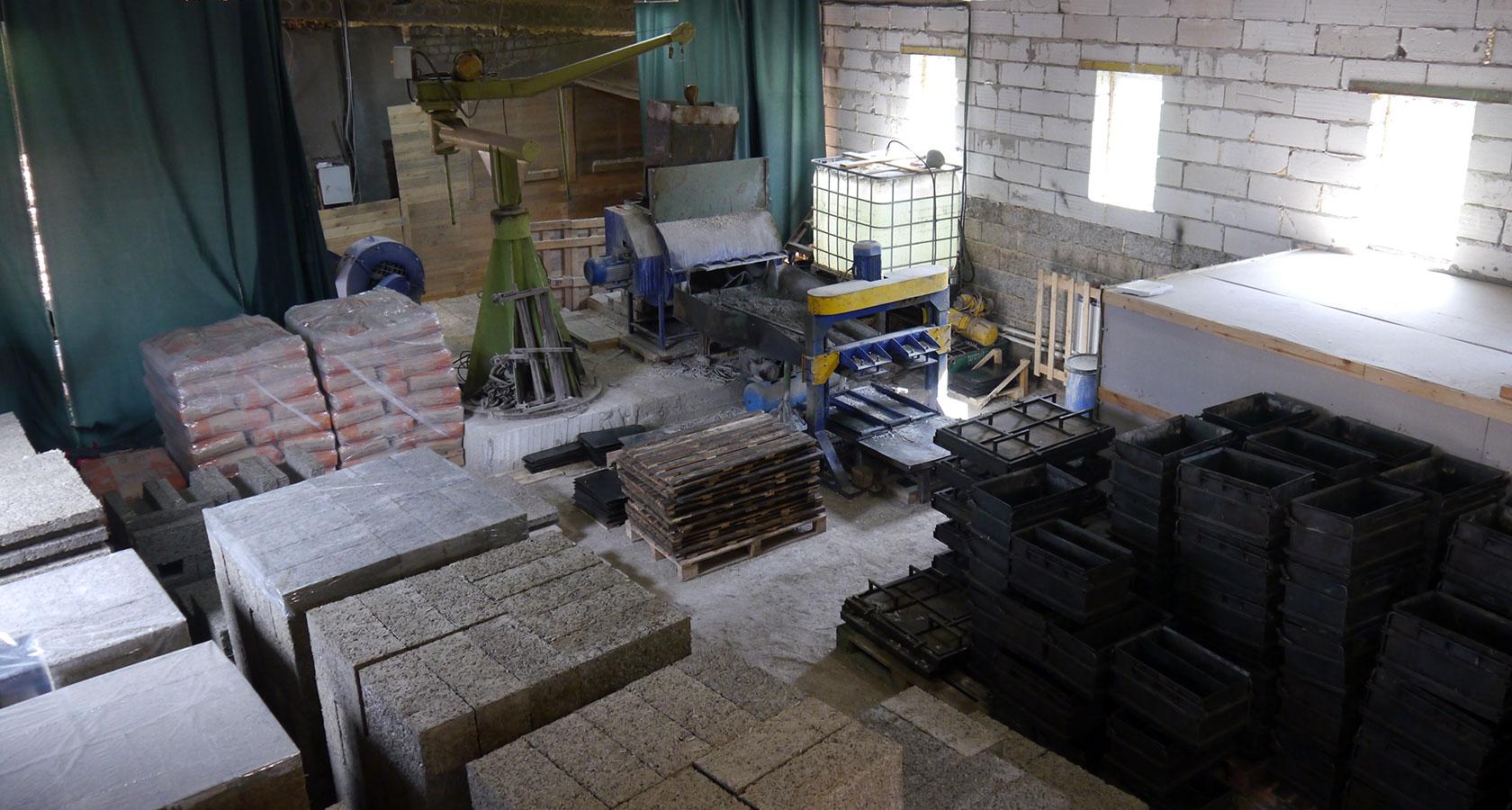 производство арболита в Костроме