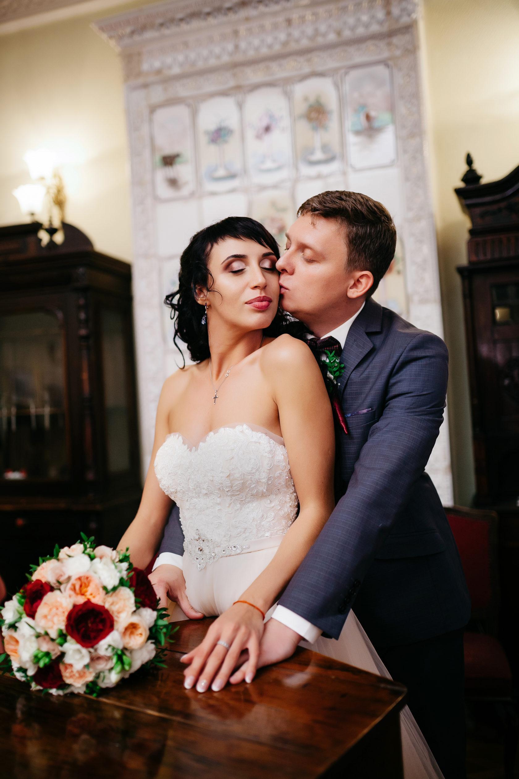 Фото свадебные старый оскол
