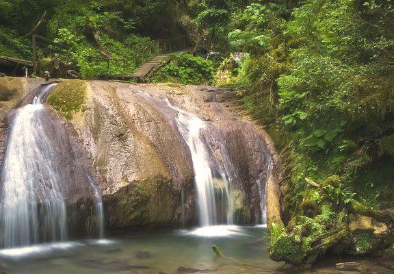 Каскад 33 водопада, Краснодарский край
