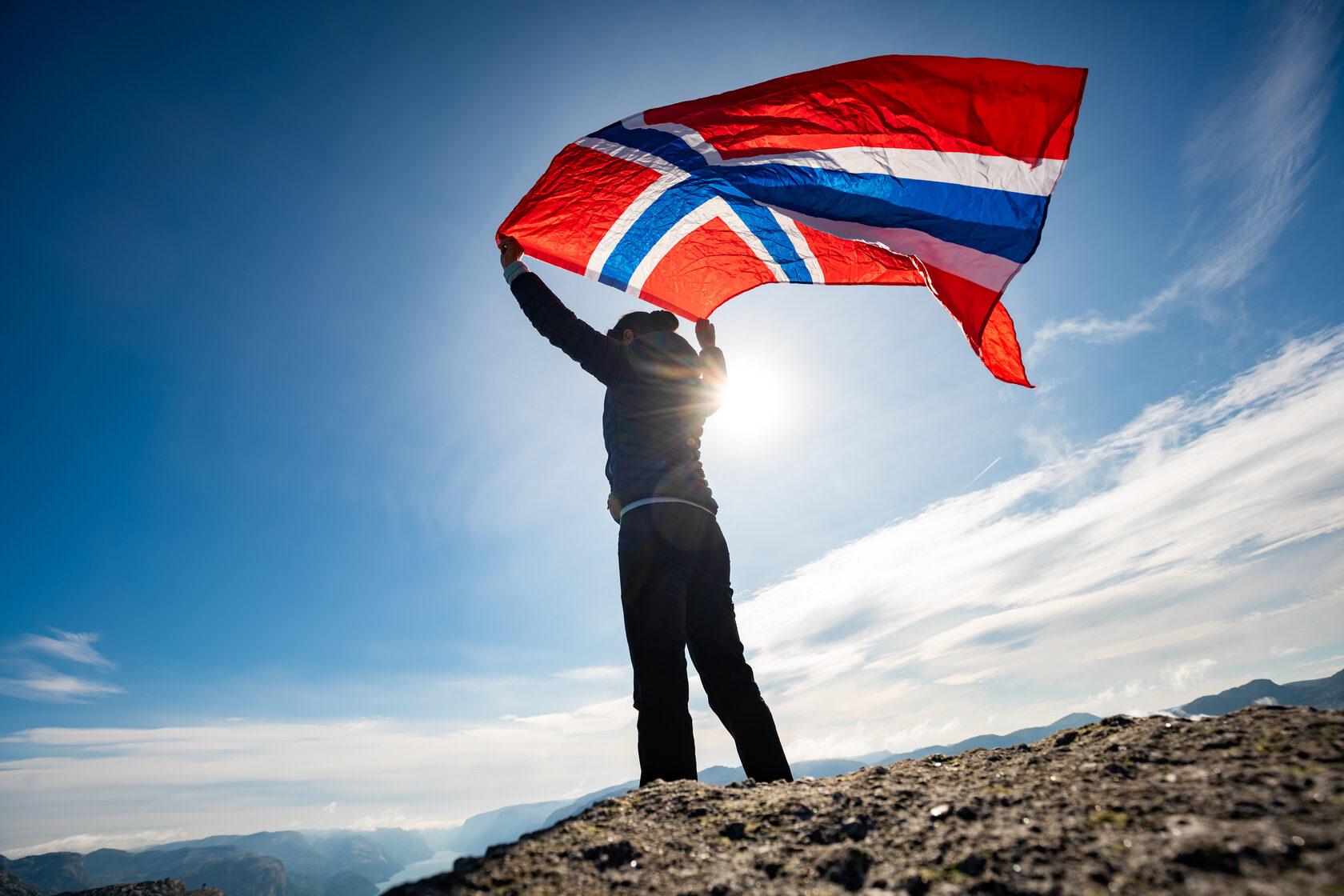 BUVI 17 maj - nationaldag Norge