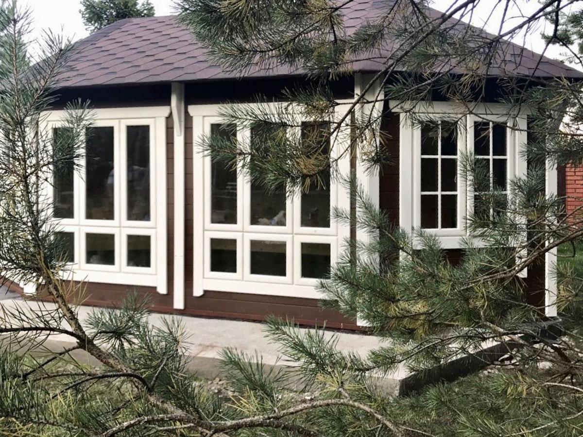 """Садовый павильон для дачи """"Pavilion 17"""""""