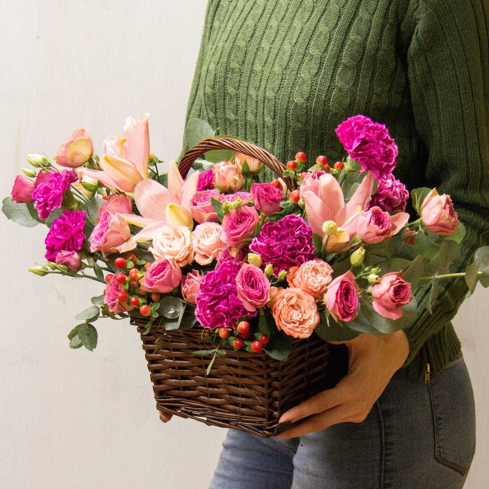 Цветы с доставкой в новосибирске недорого, букет фото