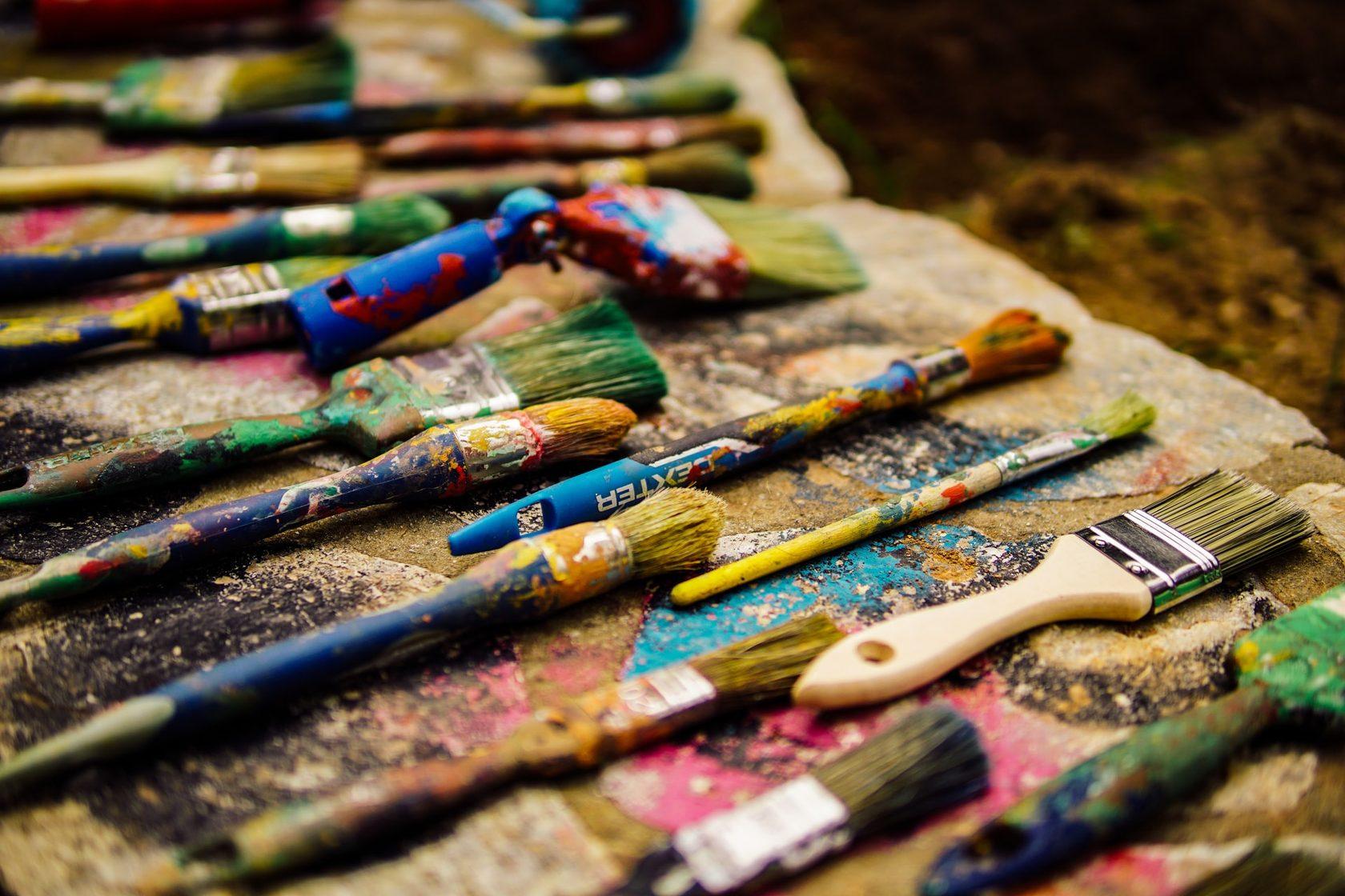 Креативная лаборатория молодых художников