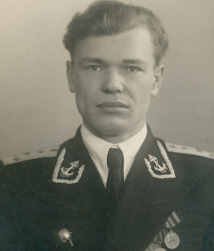 Петр Денисович Новосельцев (1922-2003)