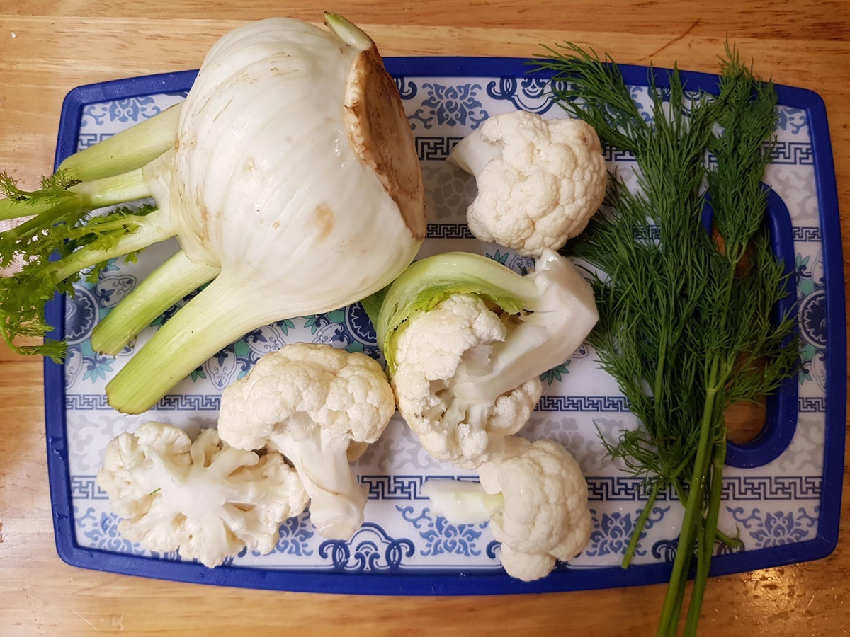 Картофельная запеканка с овощами и костными косточками - подробный рецепт с фото.