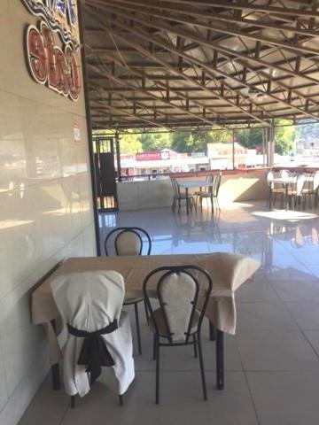 Кафе-ресторан Аквамарин, Лермонтово