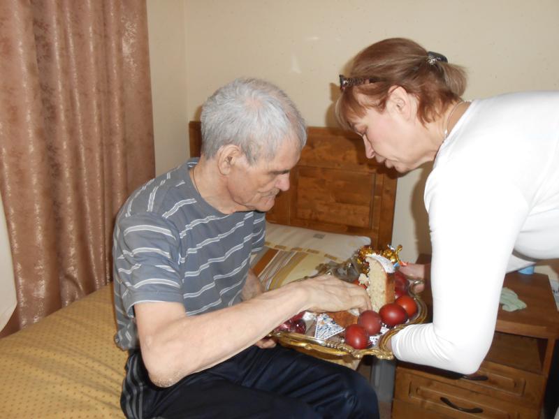 светильники в домах престарелых