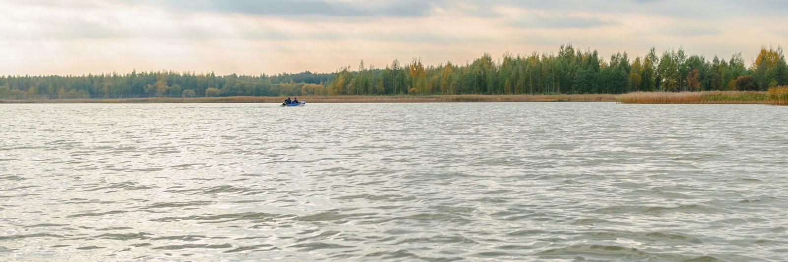 Озеро «Надежды» — водоём классической платной рыбалки на территории Беларуси в КФК «Юницкого»