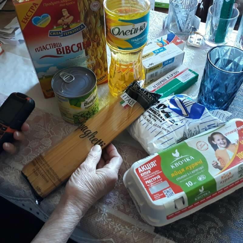 партия шария доставка продуктов
