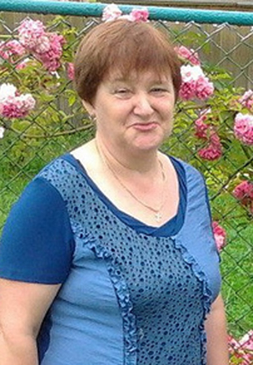 Мария Невмержицкая, 53 года